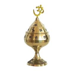 Handmade Brass Round Goblet...